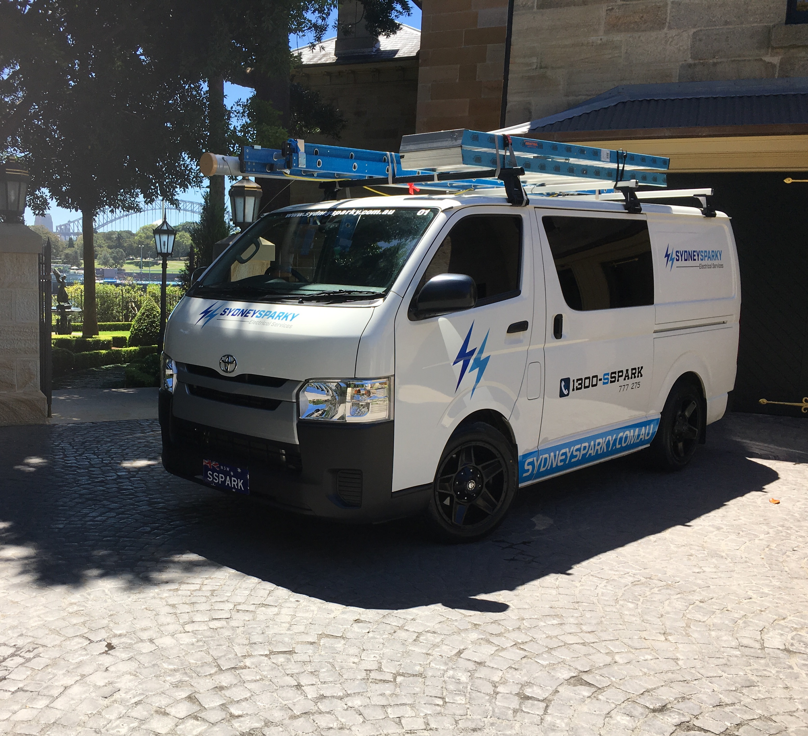 Sydney's electrical contractors