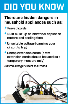 residential electrical safety tips